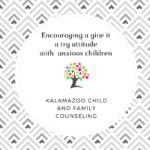 anxious child kalamazoo